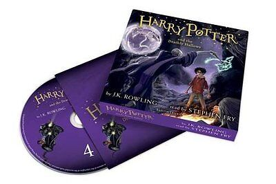 Harry Potter and the Deathly Hallows Audiobook Read by Stephen Fry (2016)