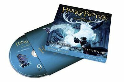 Harry Potter and the Prisoner of Azkaban Audiobook Read by Stephen Fry (2016)