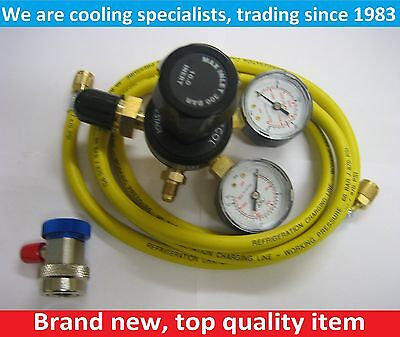 Brand New Air Con / Air Conditioning R134A Nitrogen Pressure Test Kit