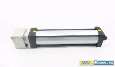 New Numatics P2At-20A1E-Aya2 20 In 5 In Double Acting Pneumatic Cylinder D538321