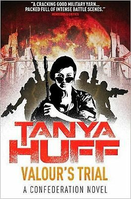 Valour's Trial by Tanya Huff (Paperback) New Book