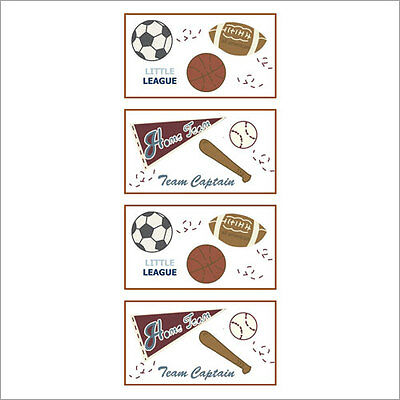 CoCaLo Baby Sports Fan Removable Wall Appliques