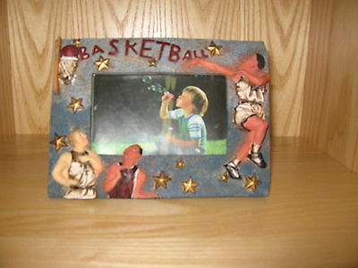 Basketball Sports Picture Frame