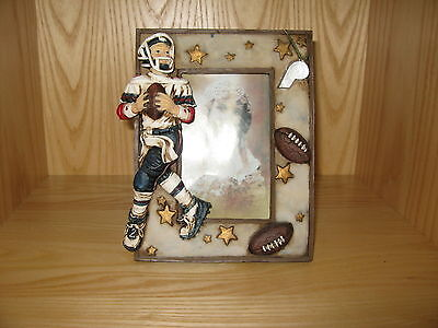 Football-Picture Frame