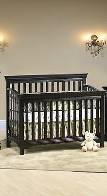 Paris 4 in 1 Convertible Crib-Free Shipping in the Greater Toronto Area