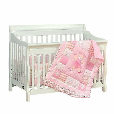Tammy 4 in 1 Convertible Crib-No guard-Free Shipping in the Greater Toronto Area