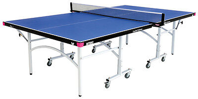 Butterfly Easifold Indoor Table Tennis Table Blue