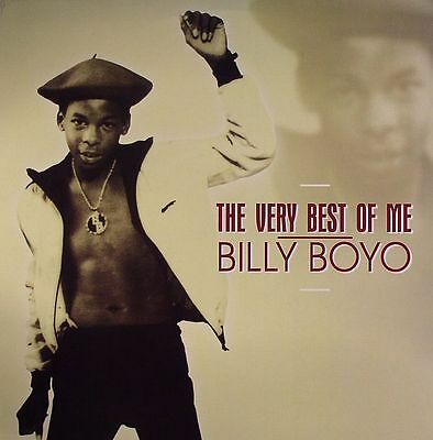 Billy Boyo - The Very Best of Me (Volcano) LP