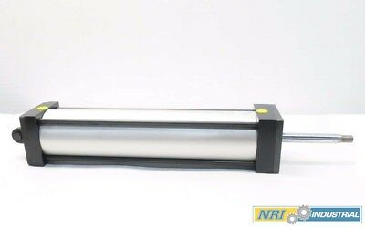 New Numatics P2At-20A1E-Aye2 20 In 5 In Double Acting Pneumatic Cylinder D538191