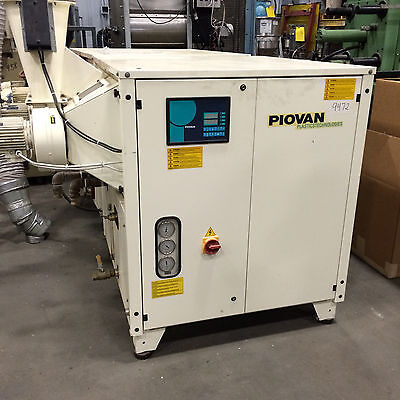 1175 CFM *PIOVAN* Mould Dryer / Dehumidifier ~ Model RPA2000