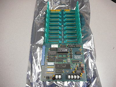Watkins Johnson 978733-001 Mother Board Pcb Assly For Wj999 Apcvd System