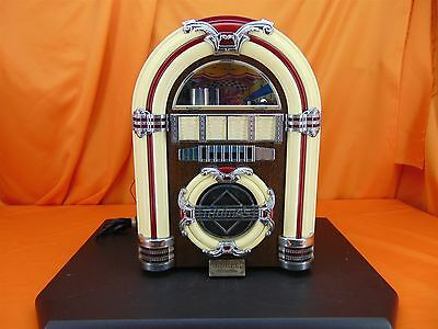 Vintage THOMAS CR-11 Collector's Edition JUKEBOX AM/FM Radio Cassette Player
