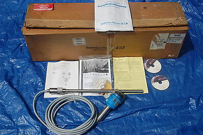 NIB Endress Hauser FMI51-A1PREJA2C5A Capacitive Level Measurement