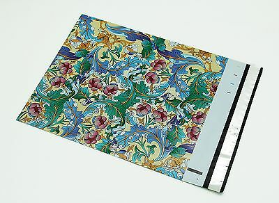 1000 10x13 Paisley Designer Poly Mailers Envelopes Boutique Custom Bags