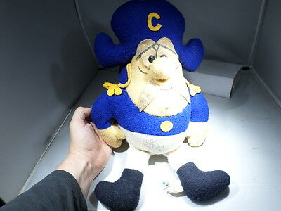 1976 Quaker Oats Captain Crunch Stuff Doll Toy