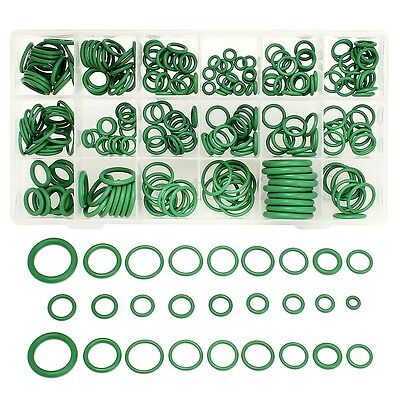 265Pcs R134a 18 Size Car Air Conditioning Rubber O Ring Set Gasket Seal Kit