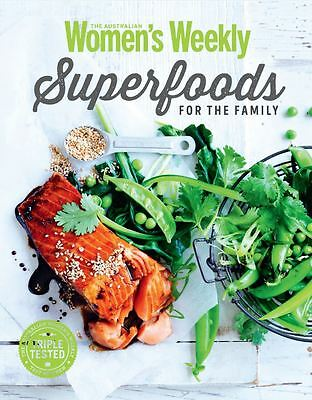 The Australian Women's Weekly - Superfoods For the Family Cookbook - New