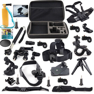 Mount Sports Accessories Kit for Sony Action Cam HDR-AS20 AS200V AS30V AS100V