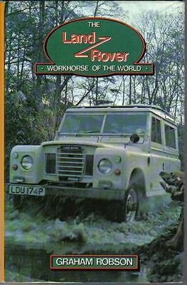Land Rover Workhorse of the World + Range Rover, Prototypes + Military