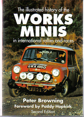 Mini - The Illustrated History of Works Minis in International Rallies & Races