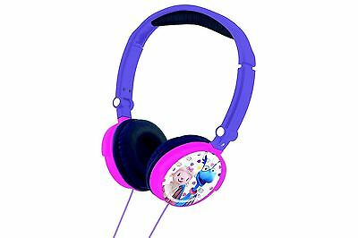 Childrens Doc Mc Stuffins Stereo Headphones Lexibook Age 2 and Up