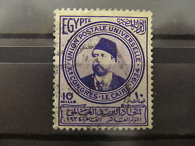 A2P34 EGYPT 1934 10m USED