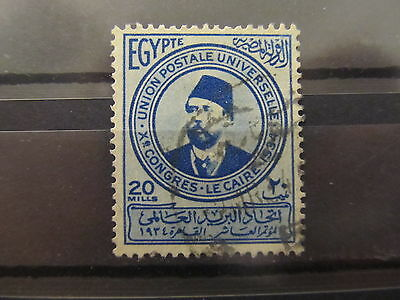 A2P34 EGYPT 1934 20m USED