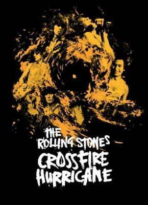 The Rolling Stones: Crossfire Hurricane New Region 2 Dvd