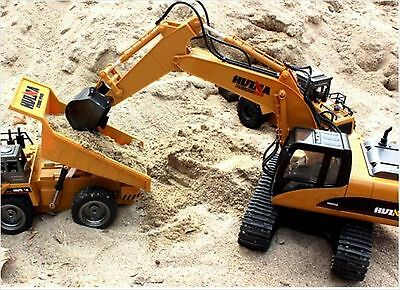 RC Construction 1/18 2.4GHz RC power shovel DOYUSHA MODEL F/S from japan