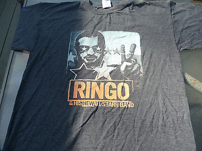 Ringo Starr & His All star band 2001 Concert Tour XL