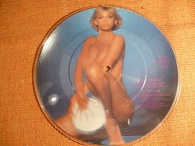 """Britt Ekland: PictureDisc  """"Do it to Me/Private Party"""" 7""""Stereo 45Rpm.(UK)"""