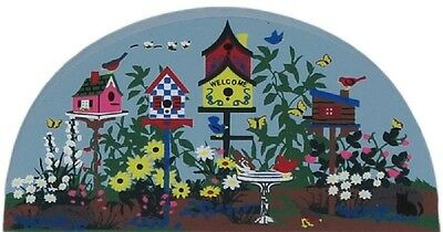 Cat's Meow Village Keepsake Accessory Whimsical Cottage Garden Flowers #305 NEW