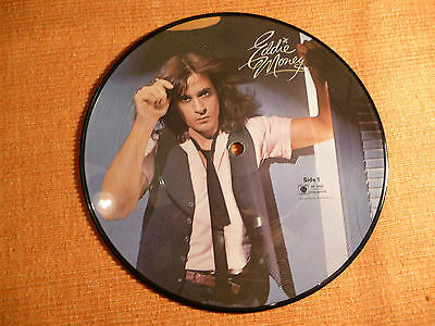 """Eddie Money:Picture Disc """"Maybe I'm a Fool"""" 7""""Stereo 45Rpm Not the Radio Edition"""