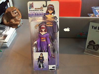 Rare Sumire Kanzaki Real Model Series 28 Figure Moc Sega 1996 Anime Sakura Wars