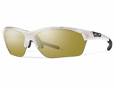 7bcb3635dc853 NEW Smith Optics Approach Max Pearl   Bronze Mirror APMPCBZMPL Sunglasses