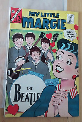 The Beatles My Little Margie #54 Nov. 1964 EXTREMELY RARE!!!