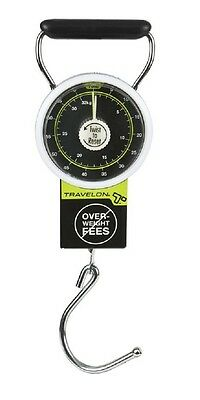 LUGGAGE SCALE Postal Scales by TRAVELON MfrPartNo 19325