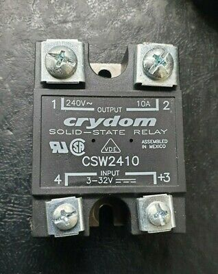 Crydom Csw2410 Solid State Relay R5S14.5B2