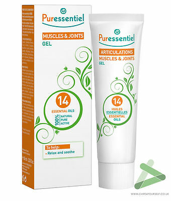 Puressentiel Muscles and Joints Gel 60ml