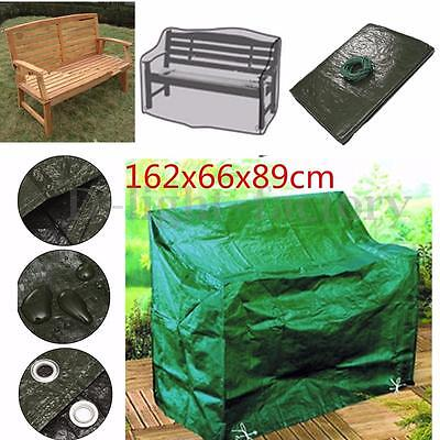 Waterproof Furniture Dust UV Rain Cover for 2 Seater Outdoor Garden Patio Bench