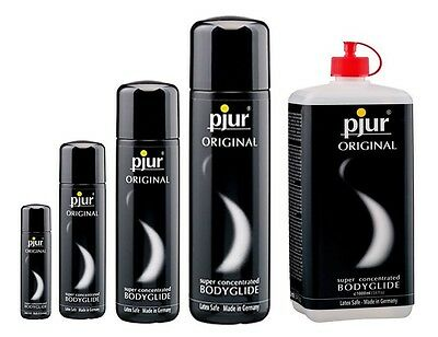 Pjur Original silicone-based Personal Lubricant super concentrated lubricant