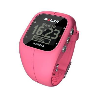 Polar A300 Pink Fitness Activity Monitor Tracker Running Sports Watch 90054239