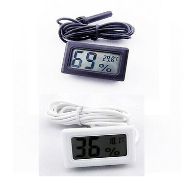 High Quality Digital Thermometer Hygrometer Probe for Incubator Reptile