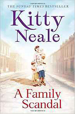 A Family Scandal, New, Neale, Kitty Book