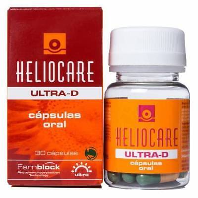 Heliocare Ultra-D Oral Supplement 30 Capsules