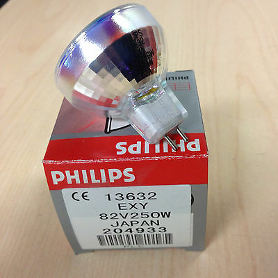Philips EXY - Brand New - 204933 Bulb 82v 250w gx5.3 Lamp