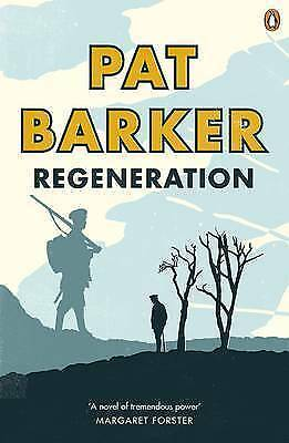 Regeneration by Pat Barker (Paperback, 2008) New Book