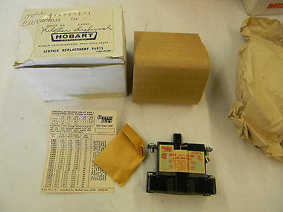 New Hobart Arrow-Hart Thermal Overload Relay 88196-1-1 42555-A G2