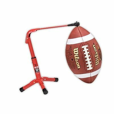 Wilson Pro Kick Football Holder. Practice Tee Field Goal Drill Block Ball Metal