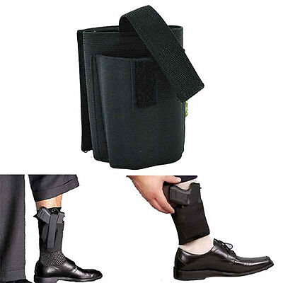 Men Professional Concealed Carry Right/Left Ankle Holster Convenient